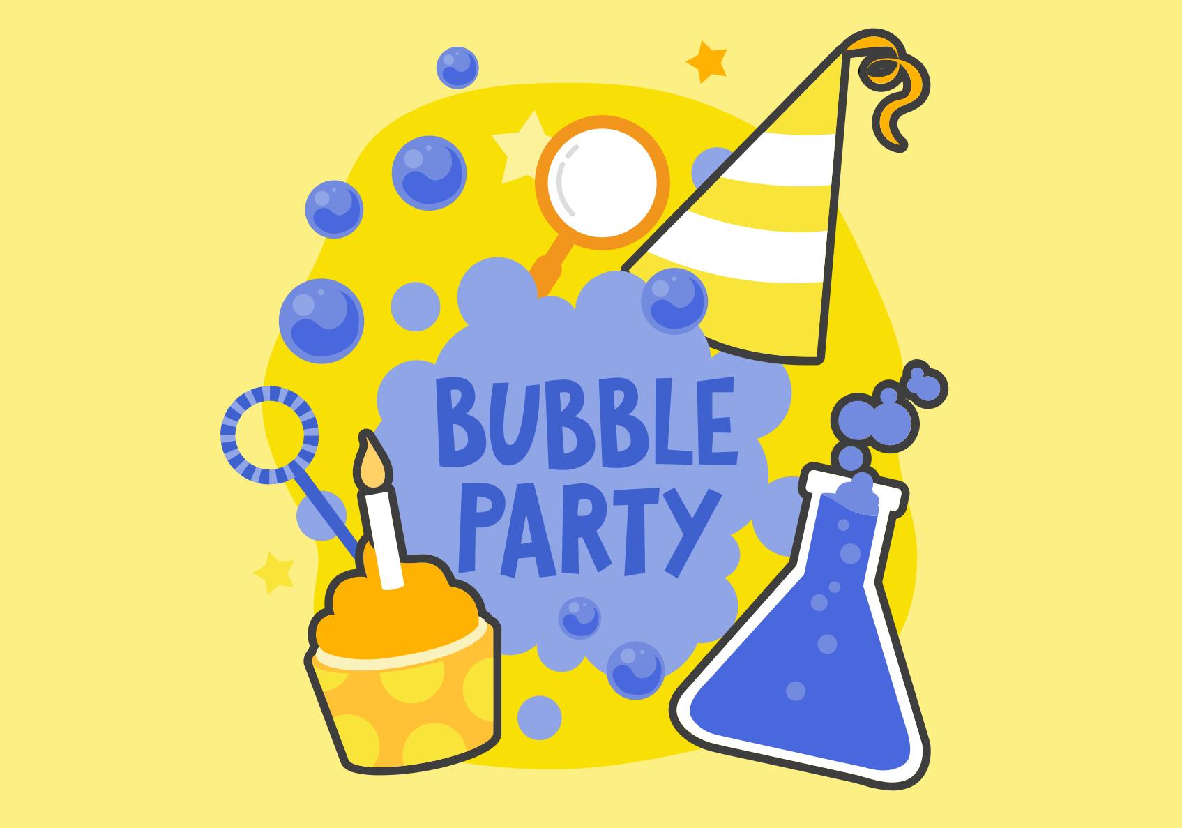 Nanogirl's Bubble Party