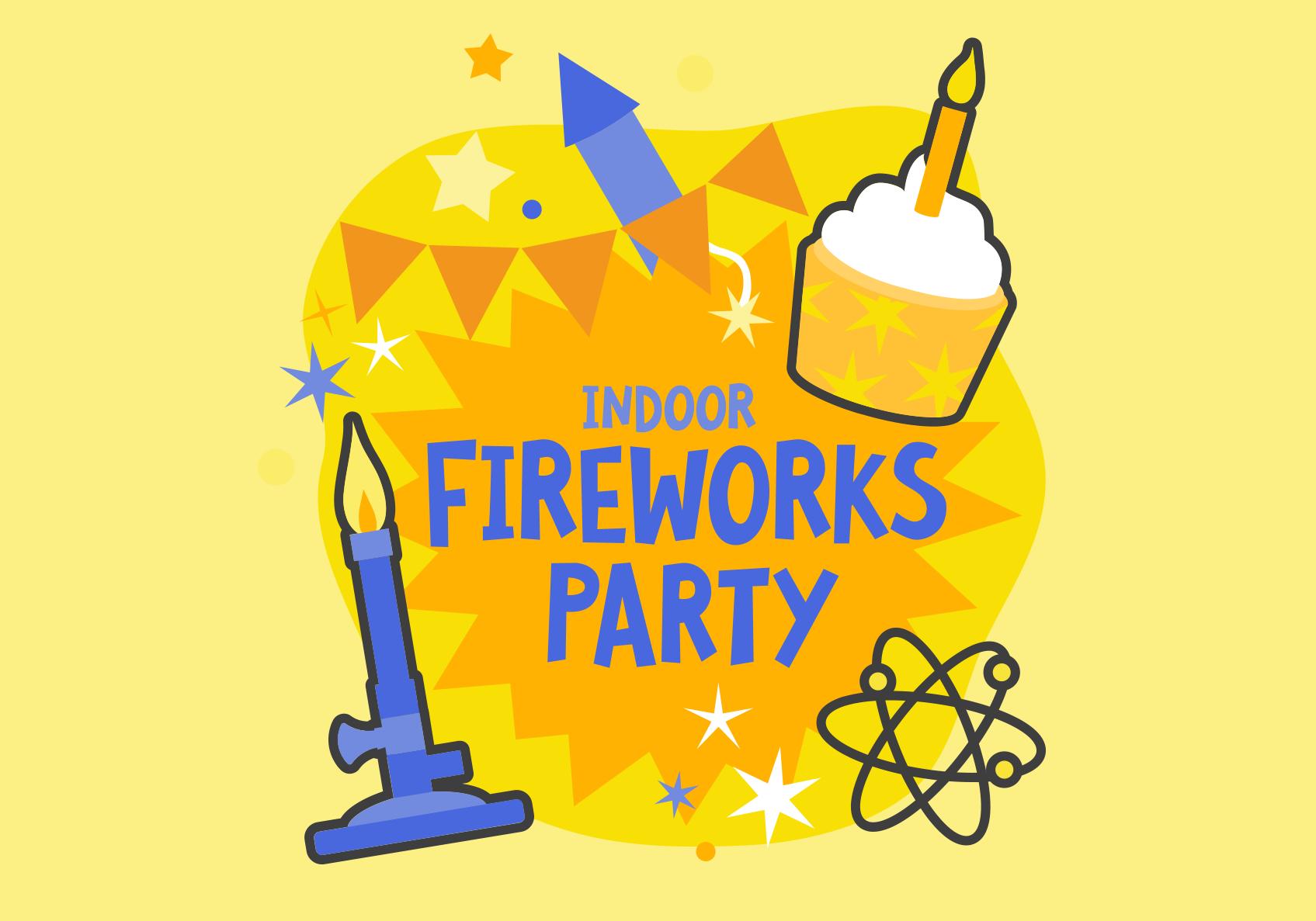 Nanogirl Fireworks Party
