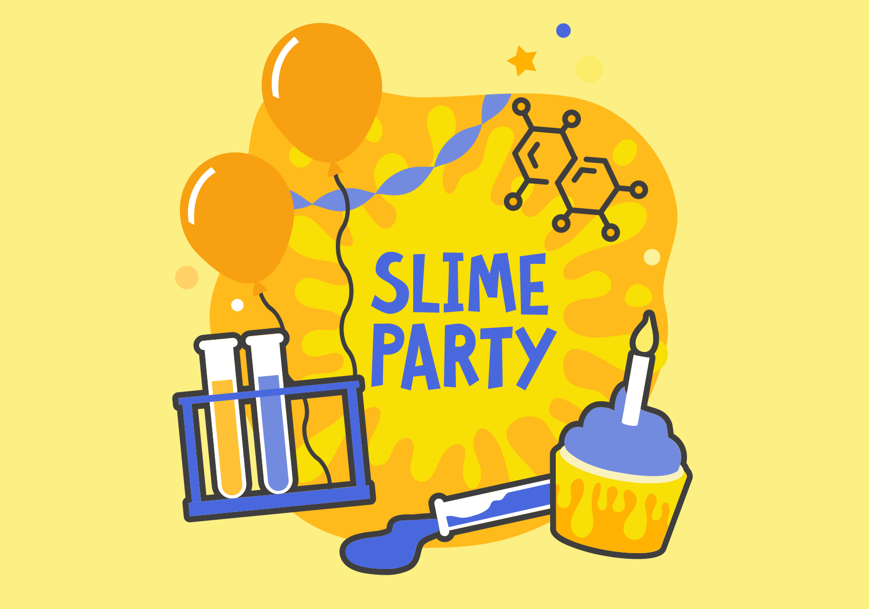 Nanogirl Slime Party